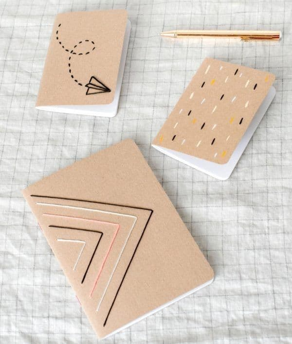 هدیه های دست ساز عاشقانه دفترهای دست ساز