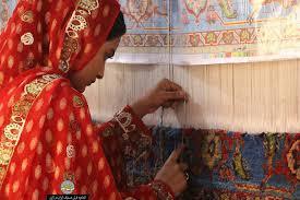 انواع بافت فرش صنایع دستی ایران