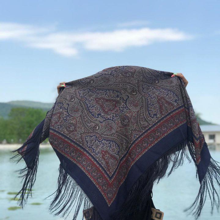 روسری ترکمن -۱