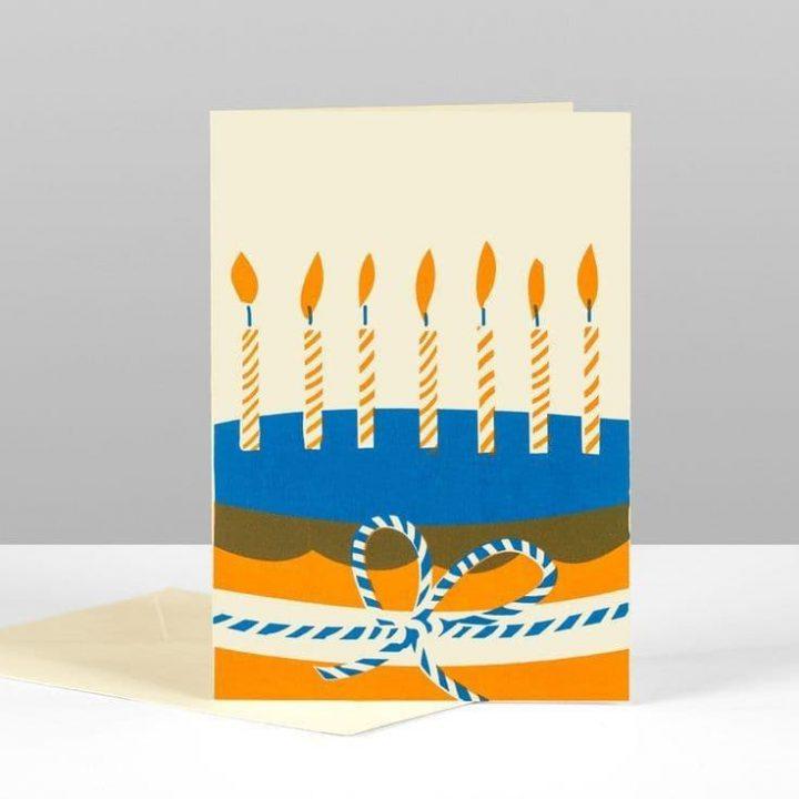 کارت پستال تولد