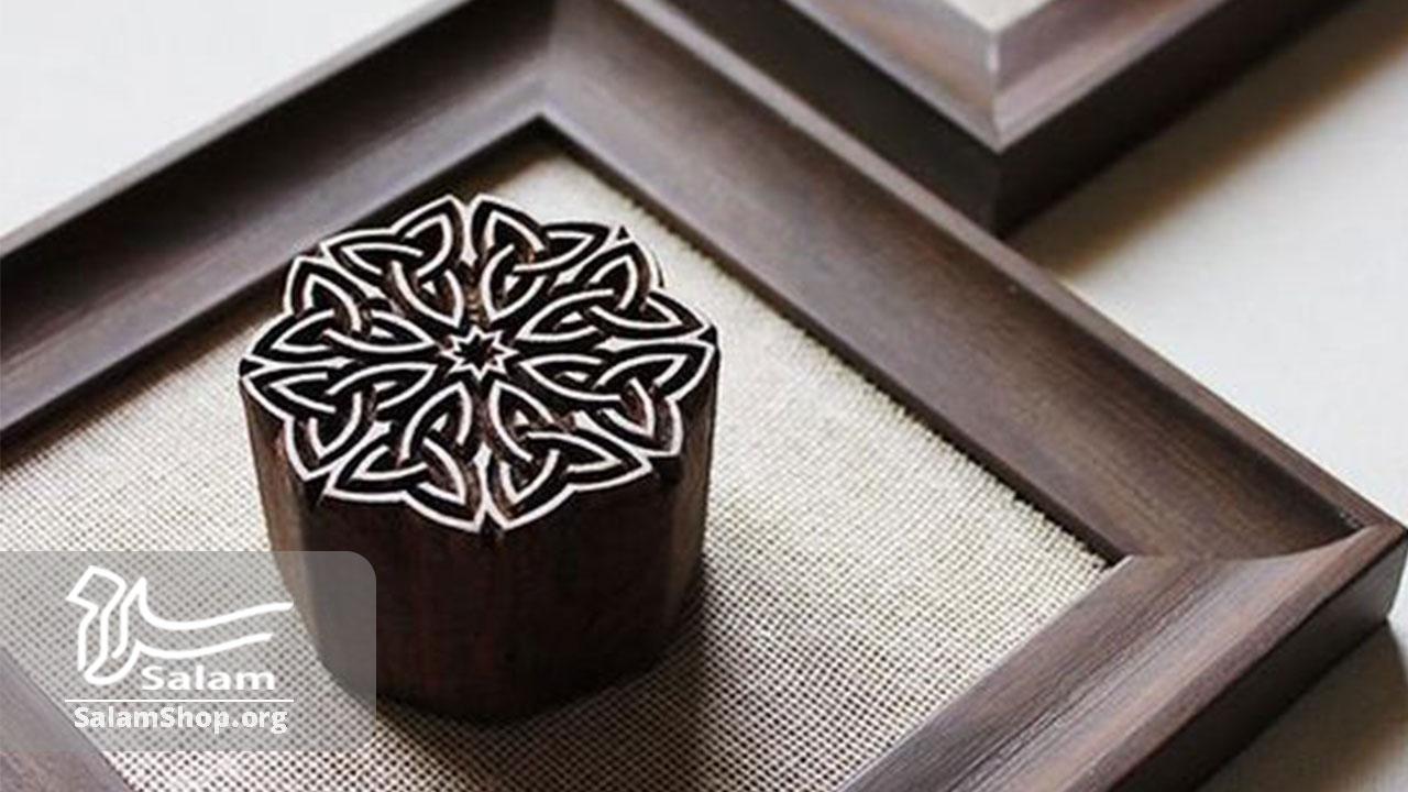 انواع حکاکی تزئینی و کاربردی بر روی چوب