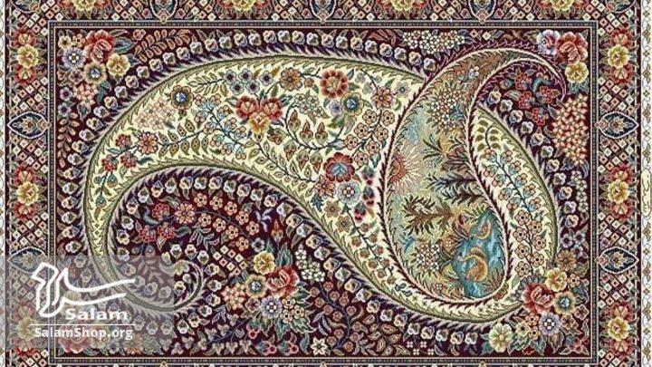 بته جقه نمادی در فرهنگ و هنر ایرانی