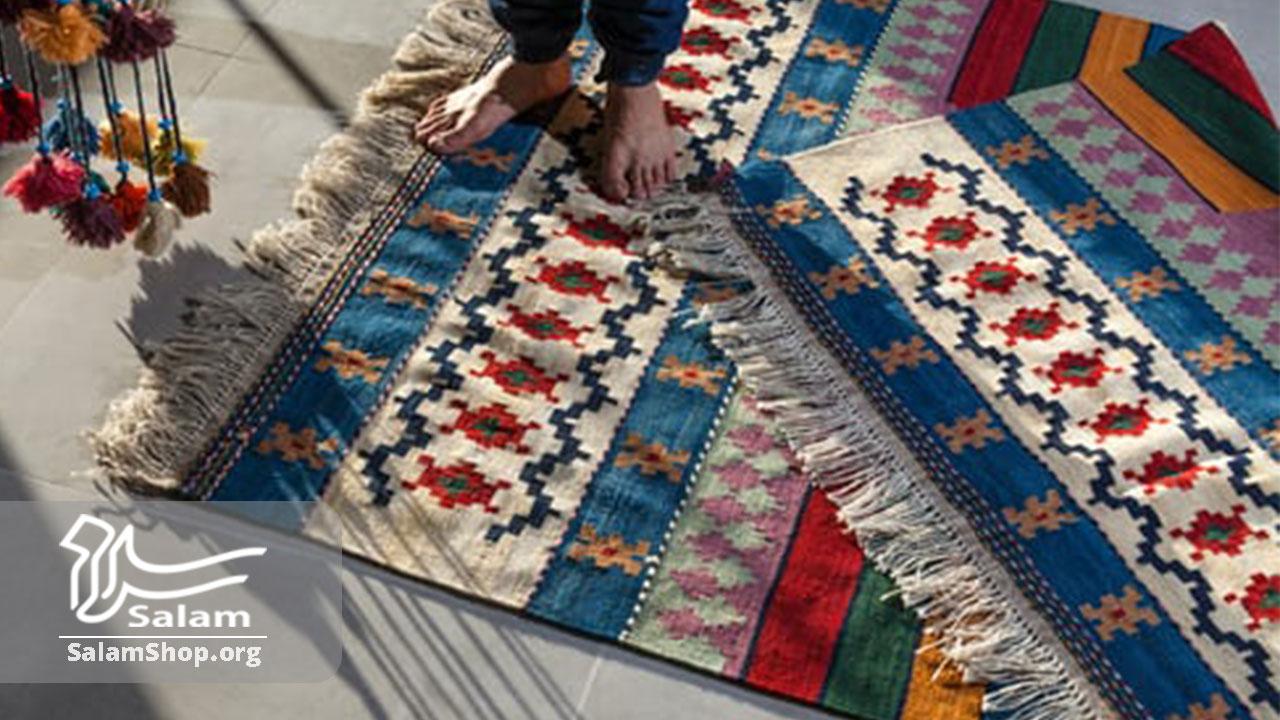 قالی پردرآمدترین صنعت دستی ایرانی