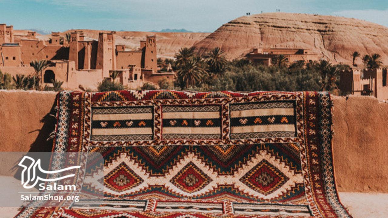 قالی از هنرهای دستی معروف ایرانی است.