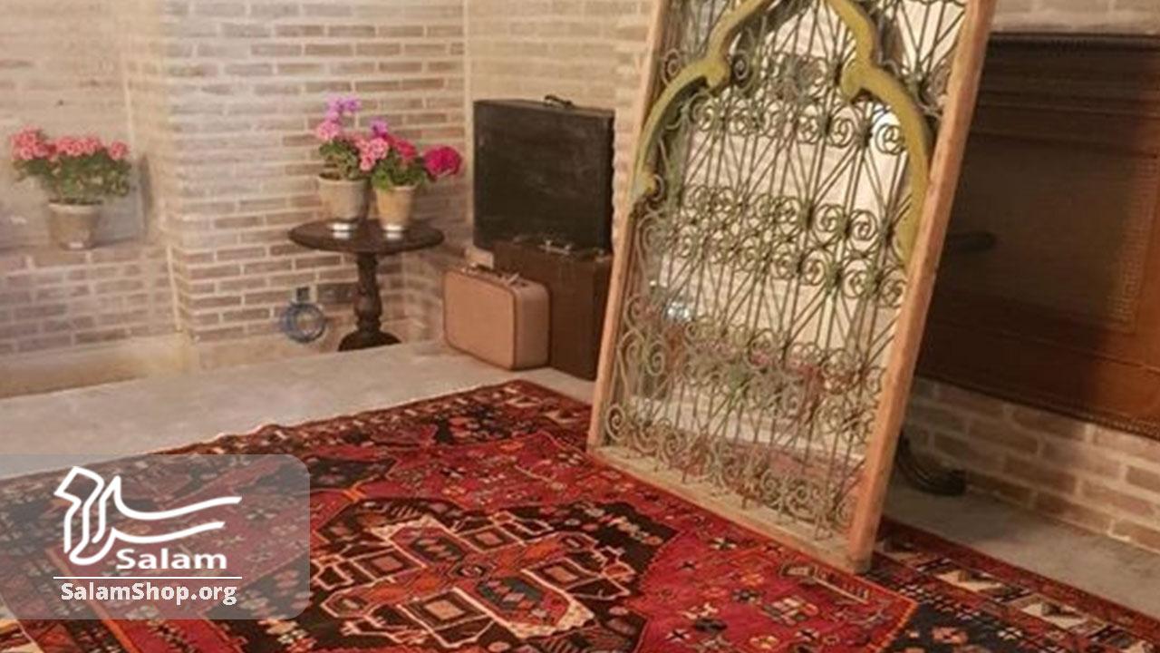 فرش در صنایع دستی تبریز