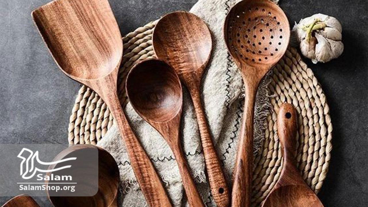 استفاده از قاشق چوبی چه مزایایی دارد؟