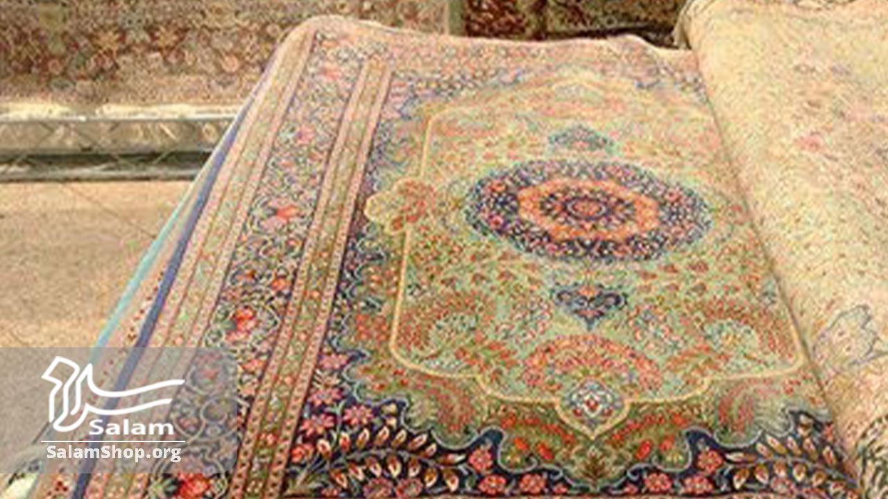 قالی کرمان